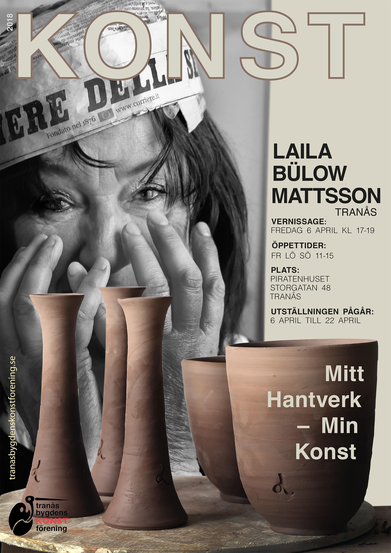 Laila Bülow Mattson - Blå Pumpen
